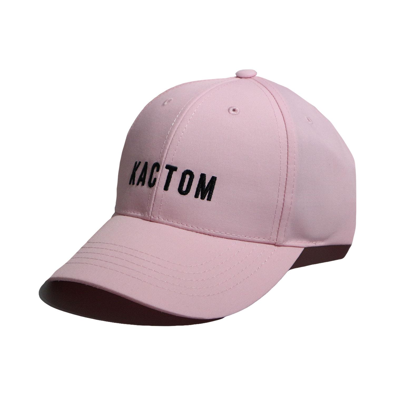 Бейсболка Custom Wear Pink К А С Т О М Custom Wear