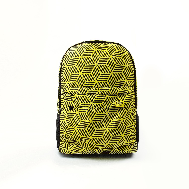 Рюкзак Custom Wear Duo Cubex желтый Мультиколор Custom Wear