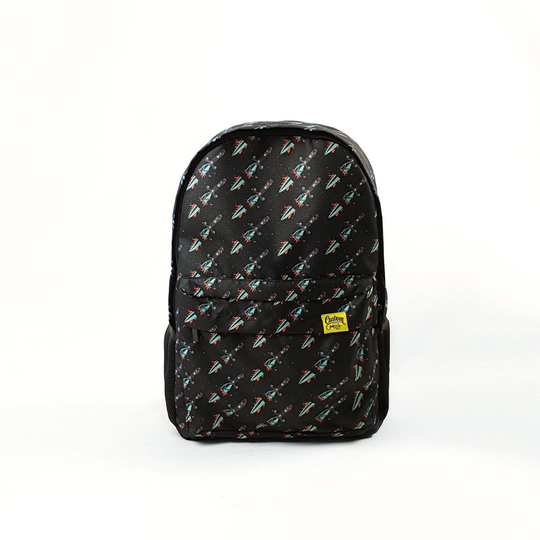 Рюкзак Custom Wear Duo Knifes черный Custom Wear