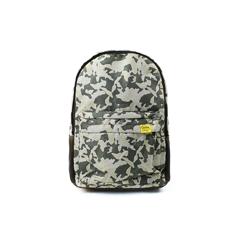 Рюкзак Custom Wear Duo Camo камуфляж Мультиколор Custom Wear