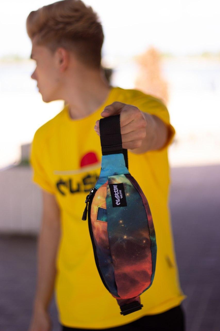 Бананка Custom Wear Uno Cosmos New Мультиколор Custom Wear