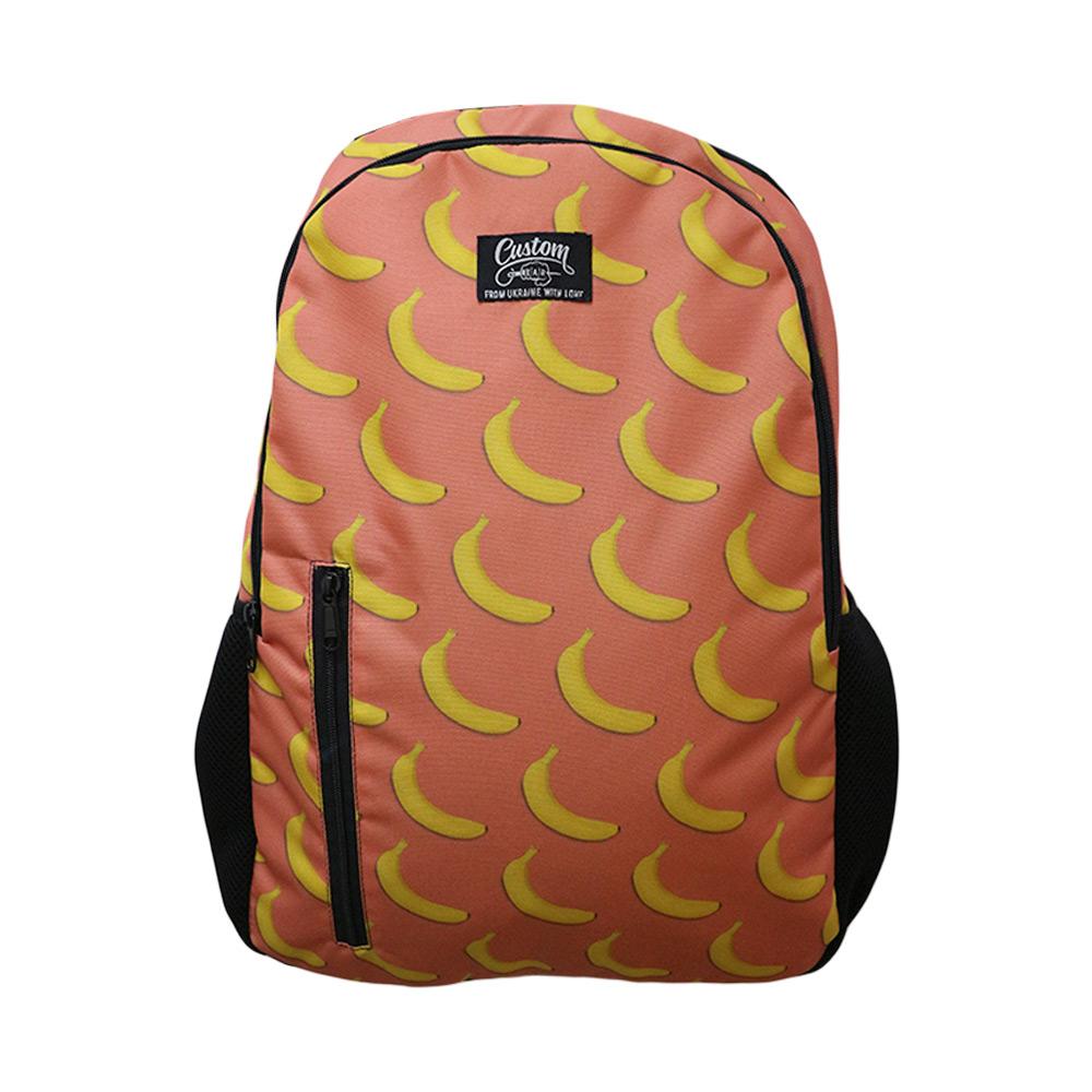 Рюкзак Custom Wear Quatro Banana оранжевый Мультиколор Custom Wear
