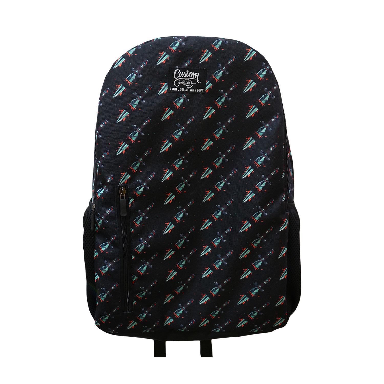 Рюкзак Custom Wear Quatro Knifes чорный Custom Wear