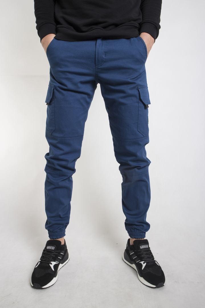 Штаны Custom Wear Cargo Premium Navy Custom Wear