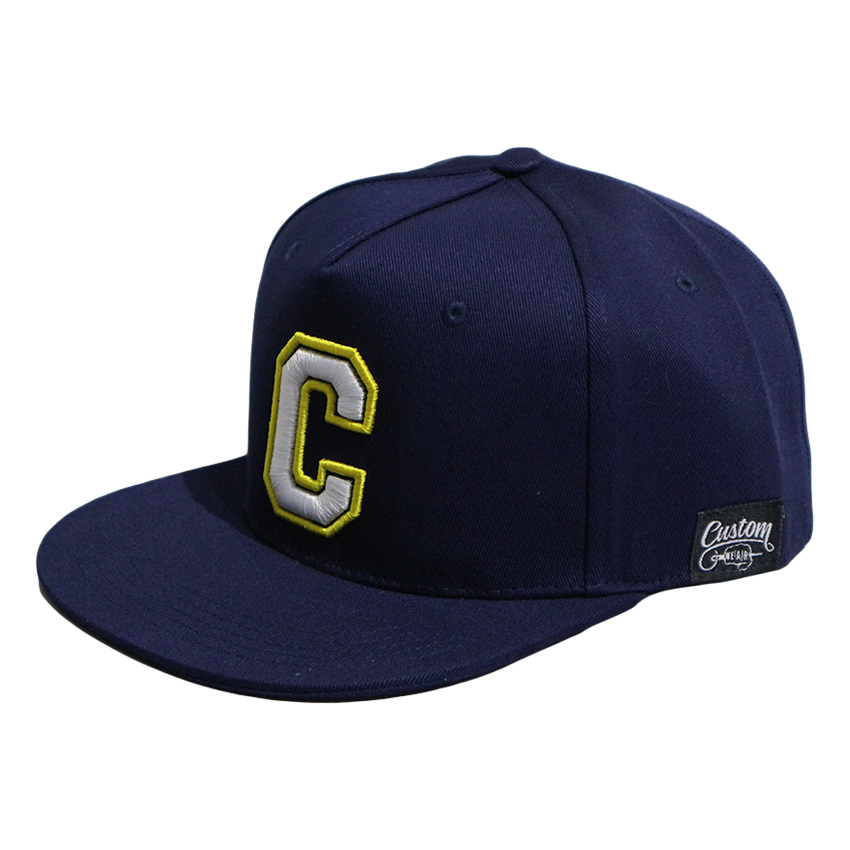 Снепбек Custom Wear Navy College Синий